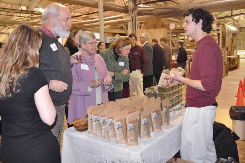 Power to the People: Locavore Event Helps Small Businesses Connect with Government and Community