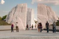 On the MLK Memorial: Yolande Daniels