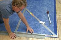 Layout for Tile Floors