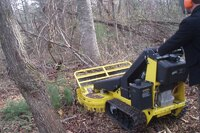 Mid-size brush cutter from PECO