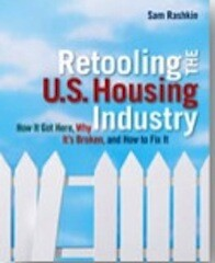 Higher performance home building is the topic of Sam Raskin's book.