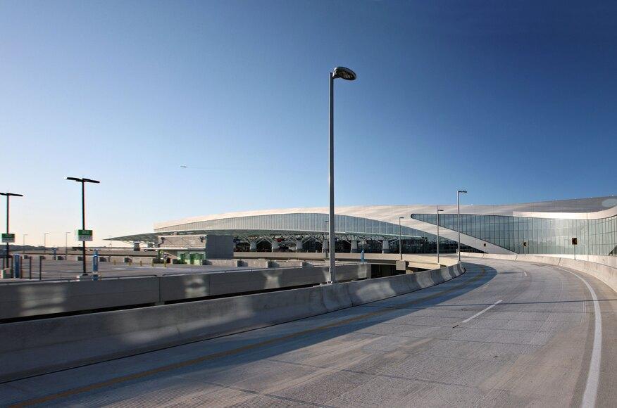 Maynard H Jackson International Terminal At Hartsfield
