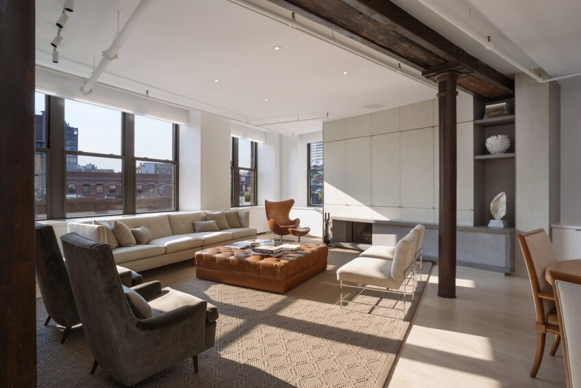 Meatpacking Loft