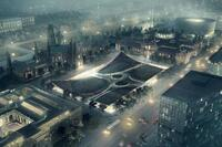Smithsonian Institution South Campus Master Plan