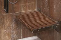 Teak Shower Seats, MTI Baths