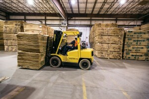Much of the mill's primary resource, Southern yellow pine veneer, once came from Castleberry's sister mill in Pine Hill, an older facility 80 miles north that remains shuttered.