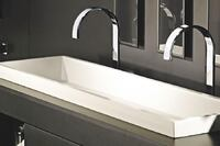 MTI Whirlpools Petra Double Sink