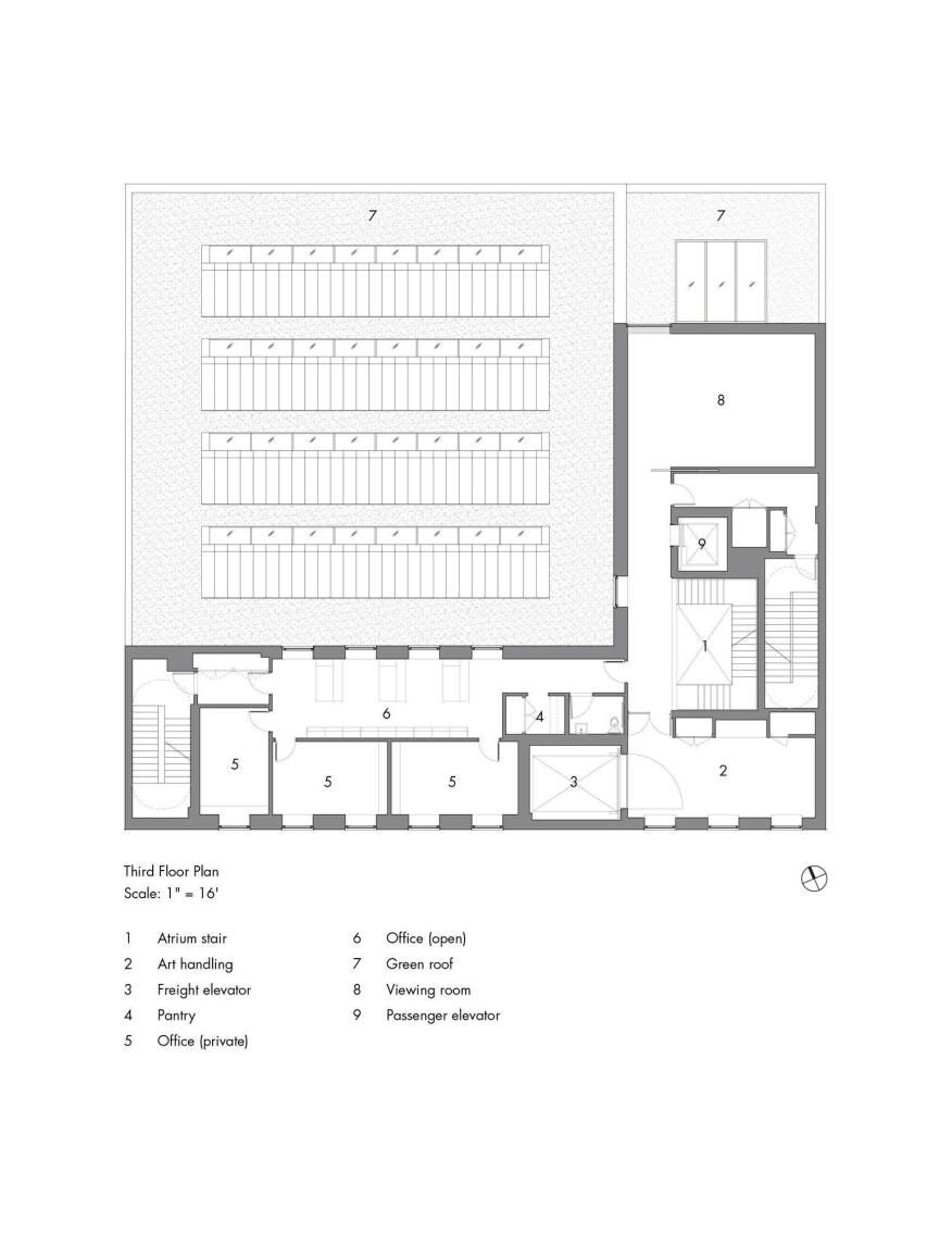 Third-Floor Plan