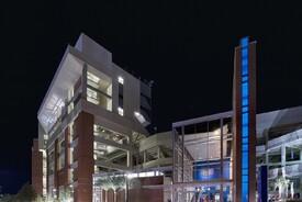 University of Florida Heavener Football Complex