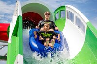 Can the World's Tallest Water Coaster be Energy Efficient?