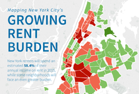 The Big Apple's Big Rent Burden
