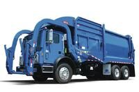 Versatile refuse collection vehicle