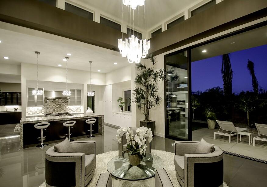 Revelle at Clancy Lane, Rancho Mirage, Calif.