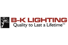 B-K Lighting Logo