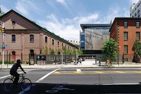 Brooklyn Navy Yard Center