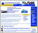 OSHA unveils new Web page for concrete industry