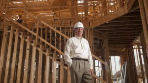 Trendmaker Homes president Will Holder