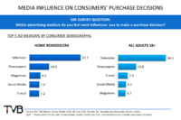 TV Ads Show Surprising Influence Over Customers