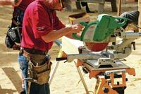 Portable Miter-Saw Stands