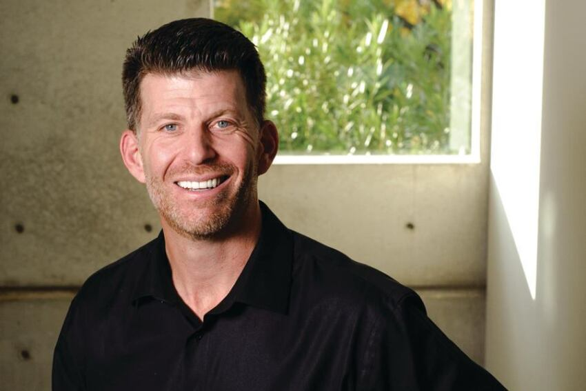 Phoenix architect/builder Andy Byrnes is our 2012 Custom Builder of the Year