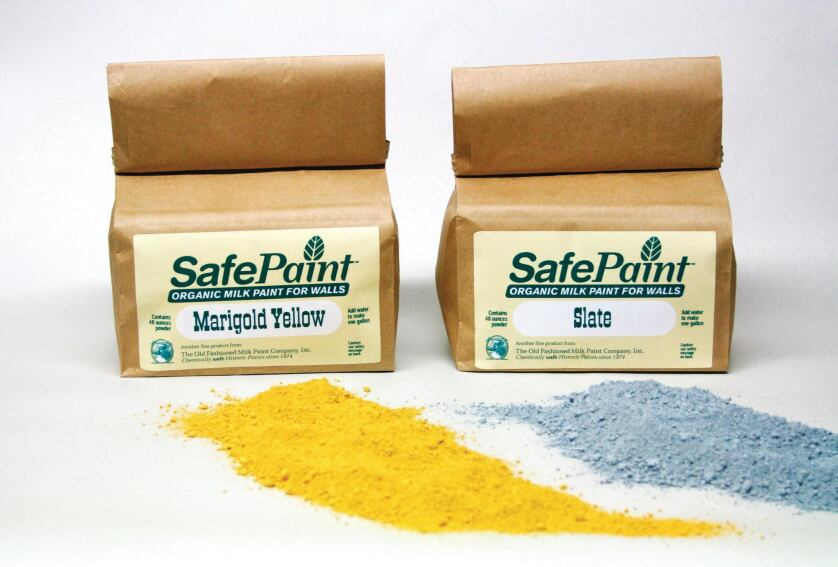 The Old Fashioned Milk Paint Co.'s SafePaint