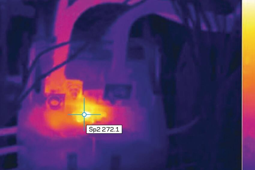 Thermal Imaging Can Go Beyond Heat Checks