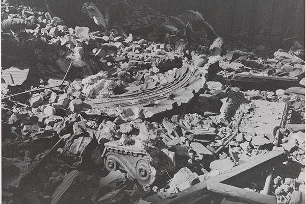 Demolition of Pennsylvania Station, 1964-65