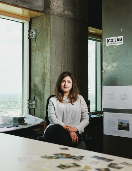 Cristina Ungureanu, planner and urban designer
