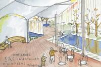 Steven Holl Architects Wins Institute for Advanced Study Rubenstein Commons Competition