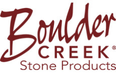 Boulder Creek Stone and Brick Logo