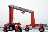 New Single-Beam Mobile Gantry Crane from Shuttlelift