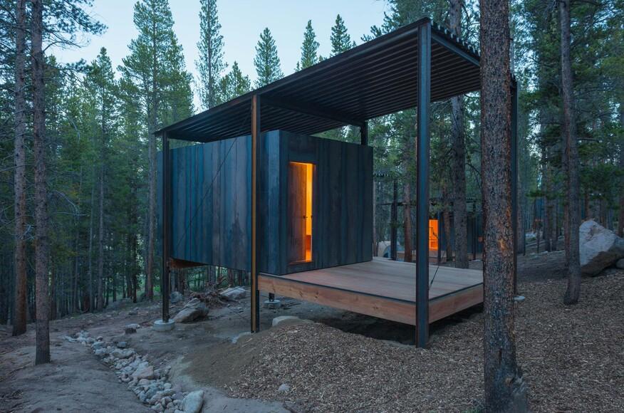 Colorado Outward Bound Micro Cabins Architect Magazine