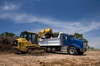 Performance, and Fuel Efficiency Top Track Loader Improvements