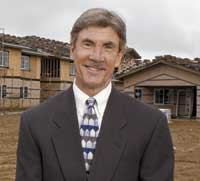ON THE JOB: Simpson Housing Solutions, led by president Michael Costa, is pursuing the workforce housing market.