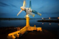World's First Large-Scale Tidal Energy Farm Launches in Scotland