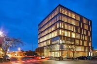 Innovative Detail: Wood Innovation and Design Centre
