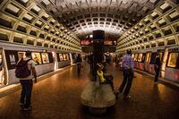 The Washington, D.C. Metro System Receives the AIA Twenty-Five Year Award