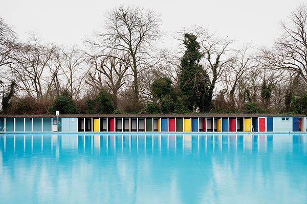 """""""Tooting Bec Lido, London"""". Shortlist: Campaign, Professional."""