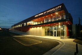 The Lyric Opera of Kansas City Center
