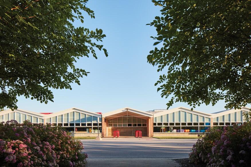 Weese's Lillian Schmitt Elementary School