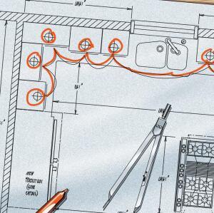 Installing UnderCabinet Lighting  Builder Magazine  How To