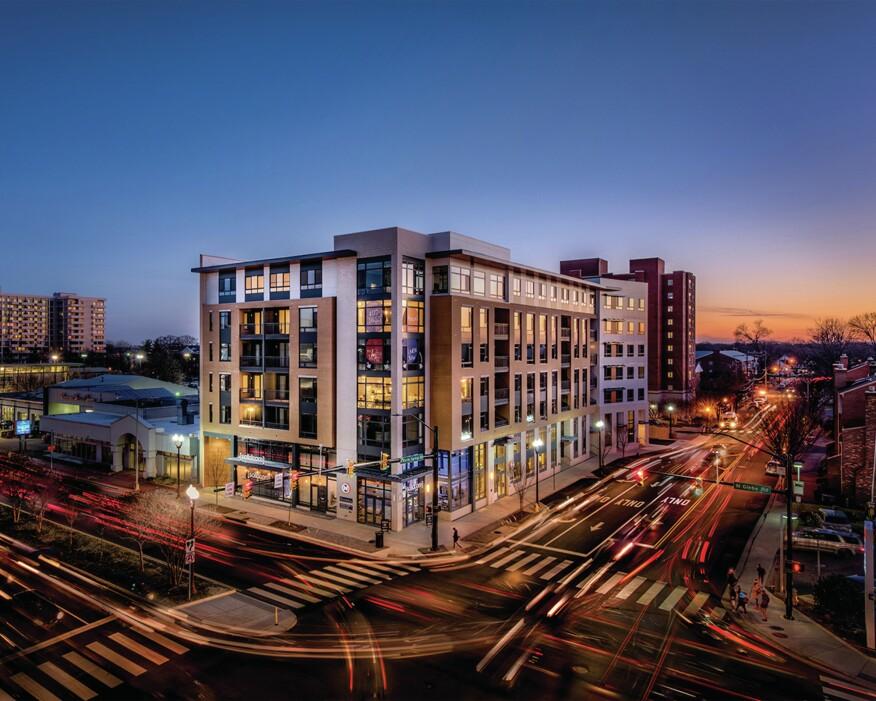 2016 MFE AwardsMid-Rise Podium or Wrap, GrandThe MaxwellKTGY Architecture + Planning