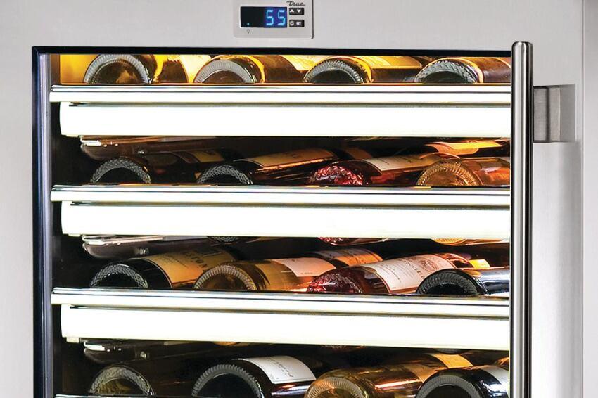 True Refrigeration's Professional Series Wine Cabinet