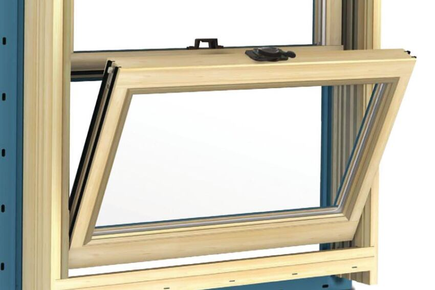 Jeld-Wen's Custom Wood Double-Hung Windows