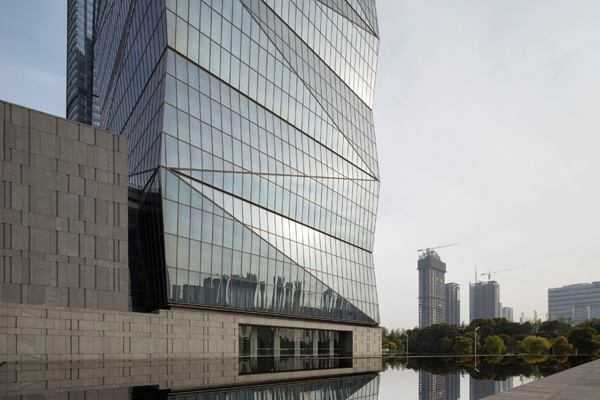 Jinao Tower, Nanjing, China