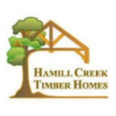 Hamill Creek Timber Homes Logo