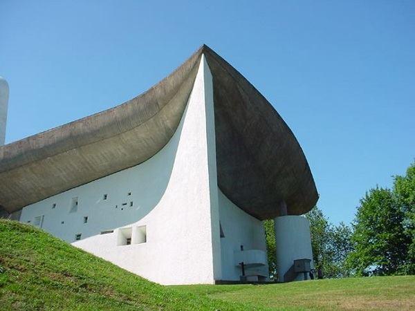 Chapel of Notre Dame du Haut.