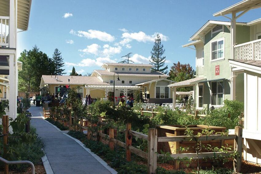 Nonprofit Provides Housing in Heart of Wine Country