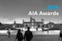 The AIA Announces the 2016 Institute Honor Awards for Regional & Urban Design