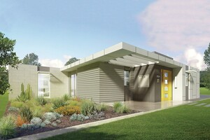 Greenbuild Show Home Takes Modular Plug-and-Play Approach